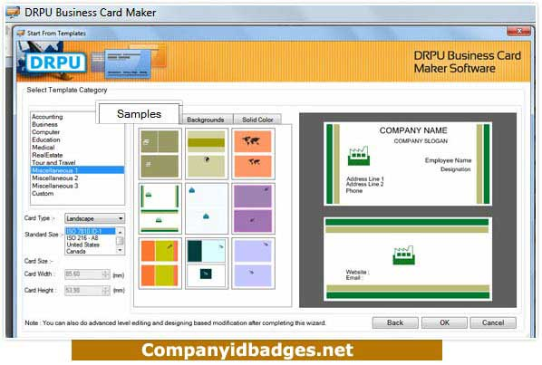 Download free Business Cards Maker Software by www ...